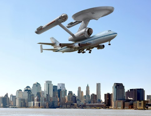 Last Flight Of The Enterprise